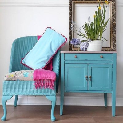 Anguilla Frenchic Furniture by Byefield Emporium