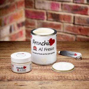 Cream Dream Al Fresco range Frenchic