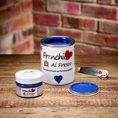 Kiss me sloely Al Fresco range Frenchic