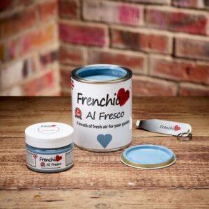 Ol' Blue Eyes Al Fresco range Frenchic