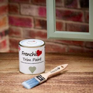 Green with Envy trim paint by Frenchic at Byefield Emporium