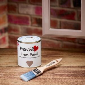Moleskin trim paint by Frenchic at Byefield Emporium