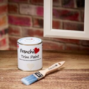 Parchment trim paint by Frenchic at Byefield Emporium