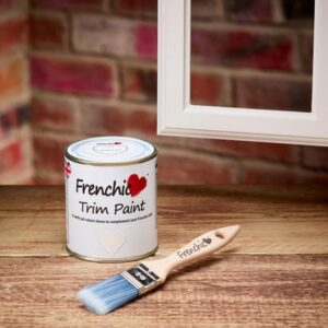 Yorkshire Rose trim paint by Frenchic at Byefield Emporium