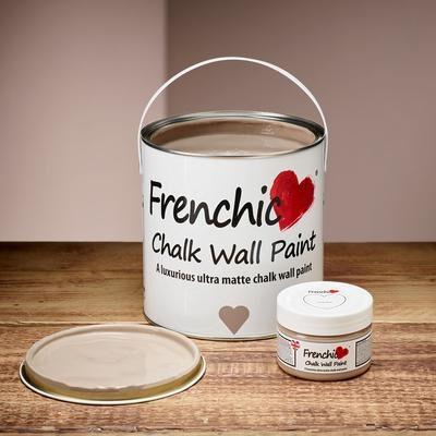 Moleskin Chalk wall paint by Frenchic