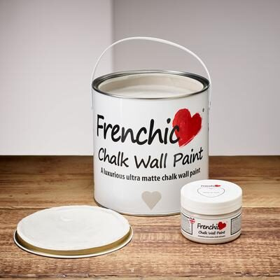 Stone in Love Chalk wall paint by Frenchic