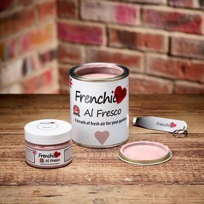 Dusky Blush Al Fresco range Frenchic