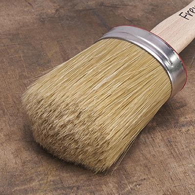 Large Oval Brush - 62mm French Brush