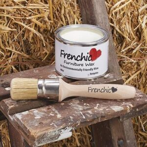Small Wax brush for use with Frenchic products