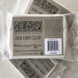 IOD Air Drying Clay