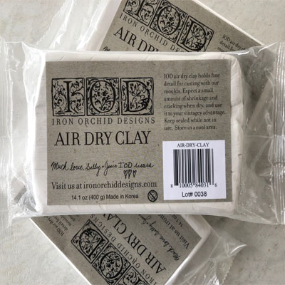 IOD Air Drying Clay
