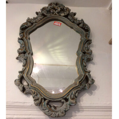Antiqued Patina Mirror sold by Byefield Emporium