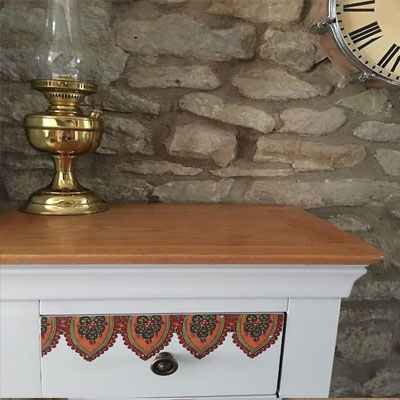 Upcycled Tallboy By Byefield Emporium