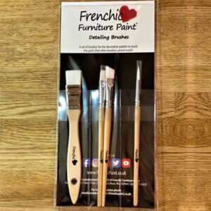 Detailing Brushes by Frenchic