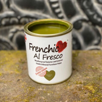 Constance Moss limited edition Al fresco Frenchic paint