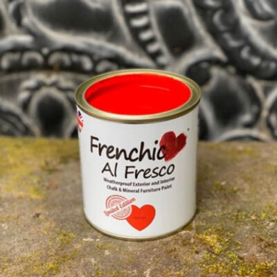 Hot Lips limited edition Al fresco Frenchic paint