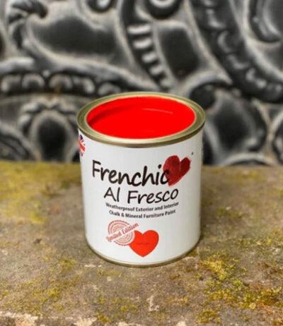 Hot Lips limited edition Al fresco Frenchic paint