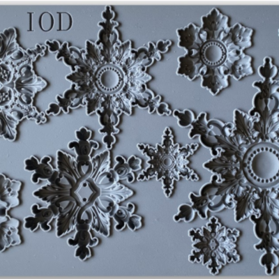 Snowflake IOD Mould