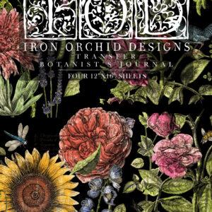 Botanist Journal Transfer sold by Byefield Emporium