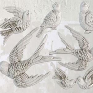 IOD Birdsong mould