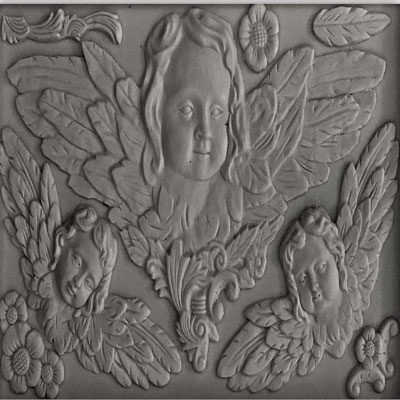 IOD Classic Cherubs mould